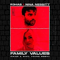 Thumbnail for the R3hab - Family Values (Paige & Nihil Young Remix) link, provided by host site