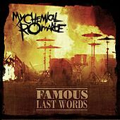 Thumbnail for the My Chemical Romance - Famous Last Words link, provided by host site
