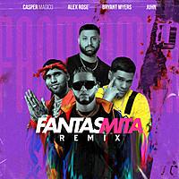 Thumbnail for the Casper Magico - Fantasmita (Remix) link, provided by host site