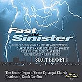 Thumbnail for the Scott Bennett - Fast and Sinister link, provided by host site