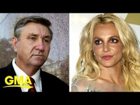 Thumbnail for the Britney Spears - Father files to end 13-year conservatorship l GMA link, provided by host site