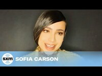 Thumbnail for the Sofia Carson - Favorite Disney Song Is From 'Mulan' link, provided by host site