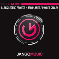 Thumbnail for the Black Legend Project - Feel Alive link, provided by host site