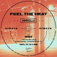 Thumbnail for the AmyElle - Feel the Heat link, provided by host site