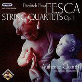 Thumbnail for the Authentic Quartet - Fesca: String Quartets Op. 1 link, provided by host site