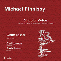 Thumbnail for the Michael Finnissy - Finnissy: Singular Voices link, provided by host site