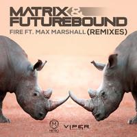 Thumbnail for the Matrix & Futurebound - Fire (Killer Hertz Remix) link, provided by host site
