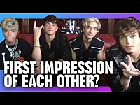 Thumbnail for the Why Don't We - First Impression and Last Lie   Radio Disney link, provided by host site