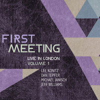 Thumbnail for the Lee Konitz - First Meeting: Live in London, Volume 1 link, provided by host site