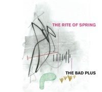 Thumbnail for the The Bad Plus - First Part: Adoration of the Earth: Ritual of Abduction link, provided by host site