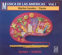 Thumbnail for the Samuel Zyman - Flute Concerto: II. Lento molto espressivo link, provided by host site