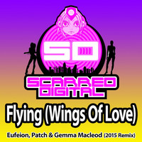 Thumbnail for the Eufeion - Flying (Wings Of Love) (Eufeion 2015 Remix) link, provided by host site