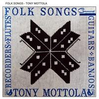 Thumbnail for the Tony Mottola - Folk Songs link, provided by host site