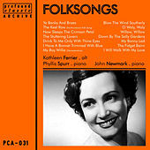 Thumbnail for the Kathleen Ferrier - Folksongs link, provided by host site