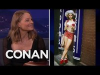 """Thumbnail for the Jodie - Foster's Fond Memories Of """"Taxi Driver"""" - CONAN on TBS link, provided by host site"""