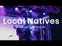 Thumbnail for the Local Natives - Fountain of Youth   Audiotree Music Festival 2018 link, provided by host site