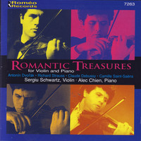 Thumbnail for the Sergiu Schwartz - Four Romantic Pieces, Op. 75: Larghetto link, provided by host site