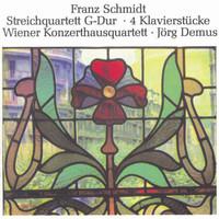 Thumbnail for the Wiener Konzerthausquartett - Franz Schmidt Streichquartett G - Dur - 4 Klavierstücke link, provided by host site