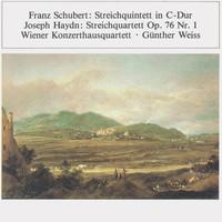 Thumbnail for the Wiener Konzerthausquartett - Franz Schubert - Streichquintett & Joseph Haydn - Streichquartet link, provided by host site