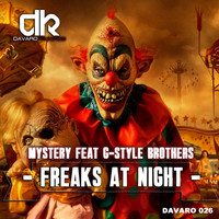 Thumbnail for the Mystery - Freaks At Night (Original) link, provided by host site
