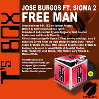 Thumbnail for the Jose Burgos - Free Man link, provided by host site