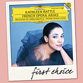 Thumbnail for the Kathleen Battle - French Opera Arias link, provided by host site