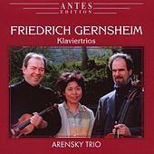 Thumbnail for the Arensky Trio - Friedrich Gernsheim: Klaviertrios link, provided by host site