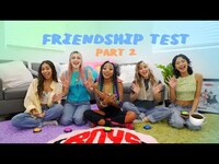 Thumbnail for the Boys World - friendship test (part 2)!!! link, provided by host site