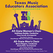 Thumbnail for the Texas All-State Women's Choir - From Behind the Caravan, Songs of Hafez: II. Suffer No Grief link, provided by host site