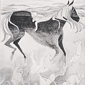 Thumbnail for the Kelpie - ... From The Soot Of This Half-Sleep ... link, provided by host site