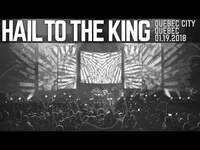 """Thumbnail for the Avenged Sevenfold - FROM THE SOUNDBOARD: """"Hail to the King"""" Live in Quebec City, Quebec link, provided by host site"""