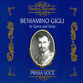 Thumbnail for the Beniamino Gigli - Funiculì Funiculà (Recorded 1924) link, provided by host site