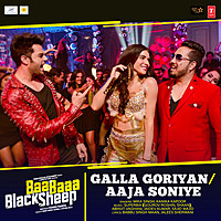 "Thumbnail for the Mika Singh - Galla Goriyan-Aaja Soniye (From ""Baa Baaa Black Sheep"") link, provided by host site"