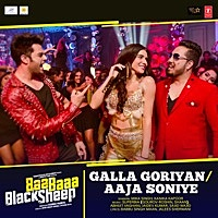 "Thumbnail for the Mika Singh - Galla Goriyan/Aaja Soniye (From ""Baa Baaa Black Sheep"") link, provided by host site"