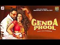 Thumbnail for the Badshah - Genda Phool | JacquelineFernandez | Payal Dev | 2020 link, provided by host site