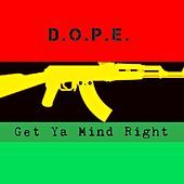 Thumbnail for the Dope - Get Ya Mind Right link, provided by host site