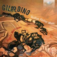 Thumbnail for the Angelo Gilardino - Gilardino: Sicilian Guitar Music link, provided by host site