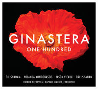 Thumbnail for the Gil Shaham - Ginastera: One Hundred link, provided by host site