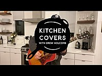 Thumbnail for the Drew Holcomb - Girl from the North Country (Bob Dylan Cover) | Kitchen Covers with link, provided by host site