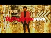 Thumbnail for the The Weeknd - Gives a Dizzying Tour of His Career During the Super Bowl Halftime Show   RS News link, provided by host site