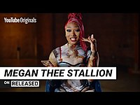 Thumbnail for the Megan Thee Stallion - Go Between The Lines With | RELEASED link, provided by host site
