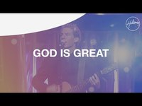 Thumbnail for the Hillsong Worship - God Is Great link, provided by host site