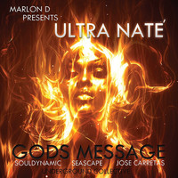 Thumbnail for the Ultra Naté - God's Message - Marlon D Delivers Message Mix link, provided by host site