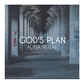Thumbnail for the Alina Renae - God's Plan link, provided by host site