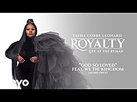 Thumbnail for the Tasha Cobbs Leonard - God So Loved [Live/Audio] link, provided by host site