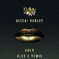 Thumbnail for the Alicaì Harley - Gold (Alex E Remix) link, provided by host site