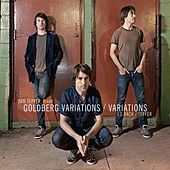 Thumbnail for the Dan Tepfer - Goldberg Variations / Variations link, provided by host site
