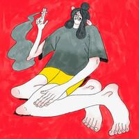 Thumbnail for the khai dreams - Good Advice link, provided by host site