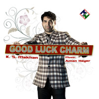 Thumbnail for the K.S Makhan - Good Luck Charm link, provided by host site