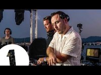 Thumbnail for the Duke Dumont - & Gorgon City live at Café Mambo for Radio 1 in Ibiza 2017 link, provided by host site